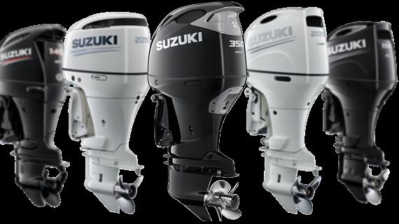 Suzuki Deniz Motorları